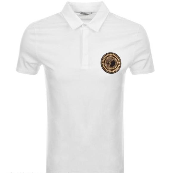df0f83ac Versace Collection Shirts | Medusa Logo Polo Tshirt | Poshmark